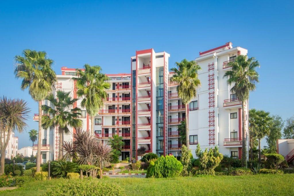 هتل آپارتمان ساحلی شهر نور