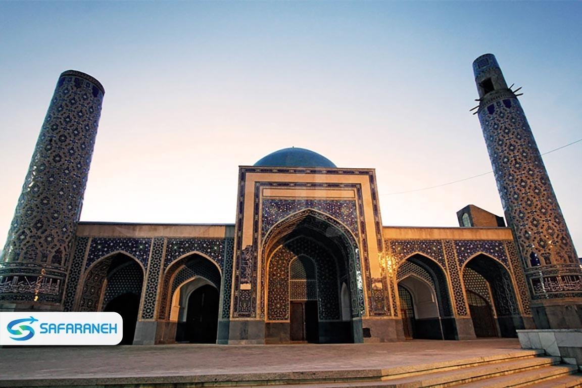 آرامگاه امیر غیاث الدین ملکشاه