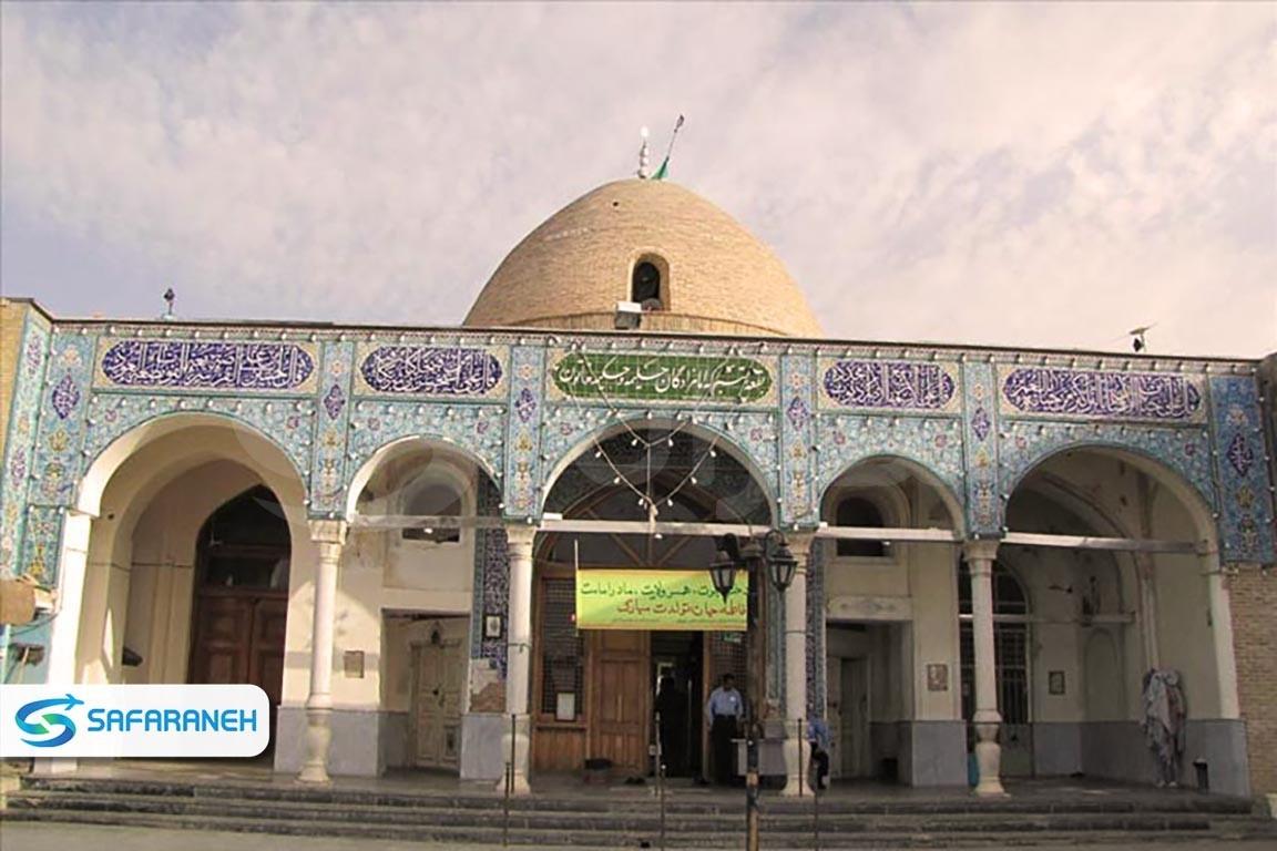 امامزاده حلیمه