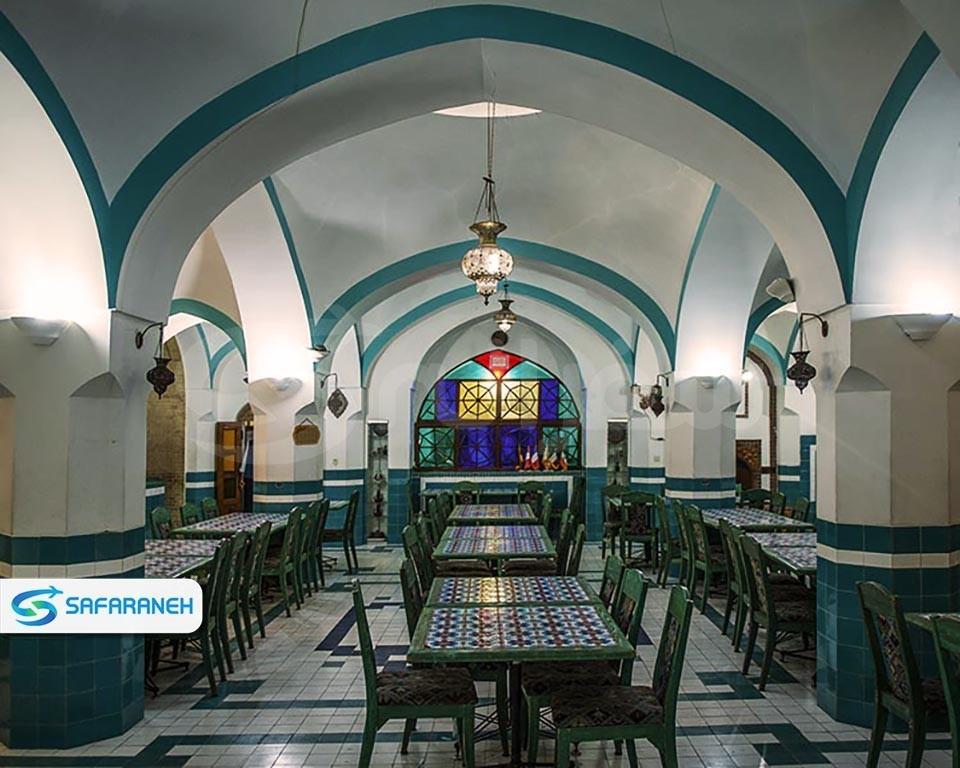 حمام و بازار خان