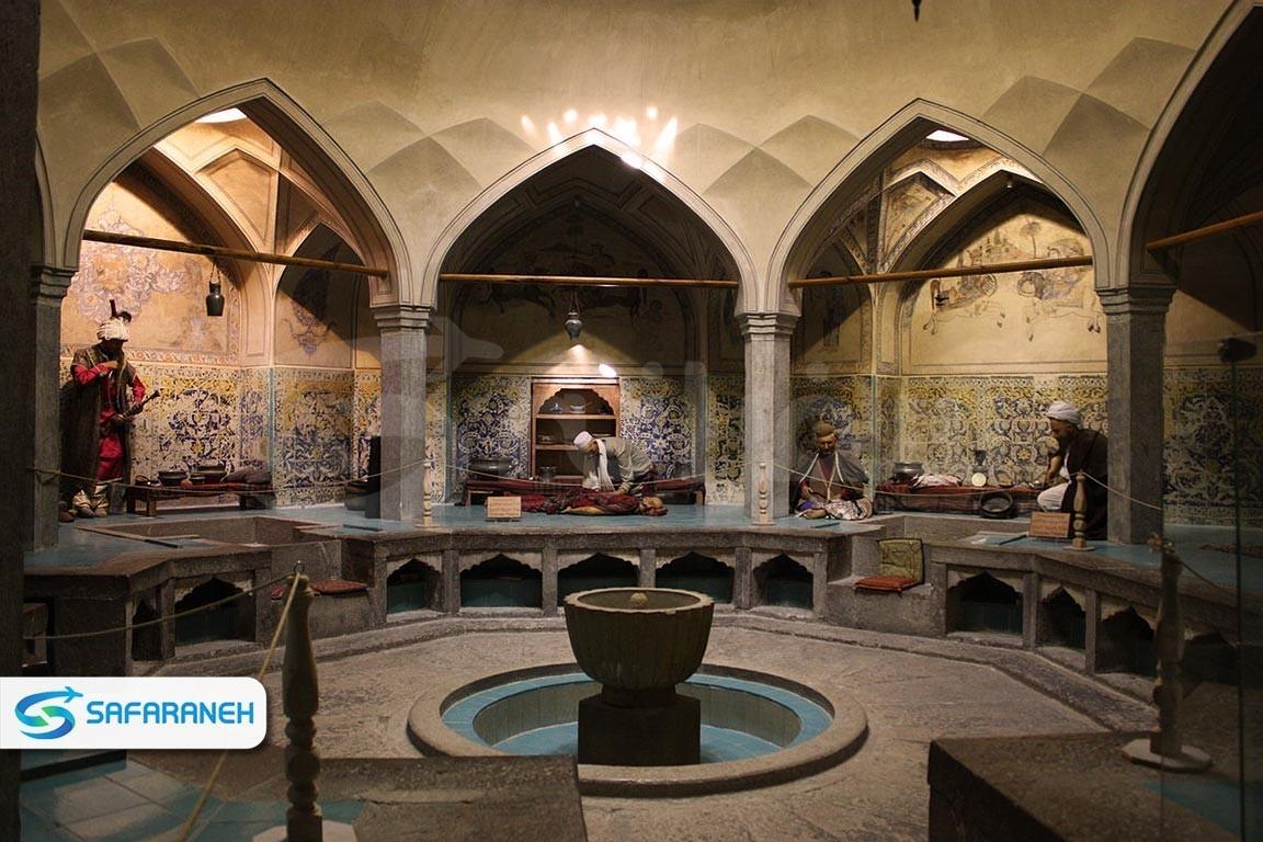 مسجد و حمام علیقلی خان