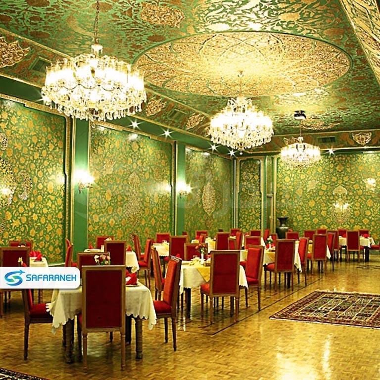 رستوران مهمانسرا عباسی