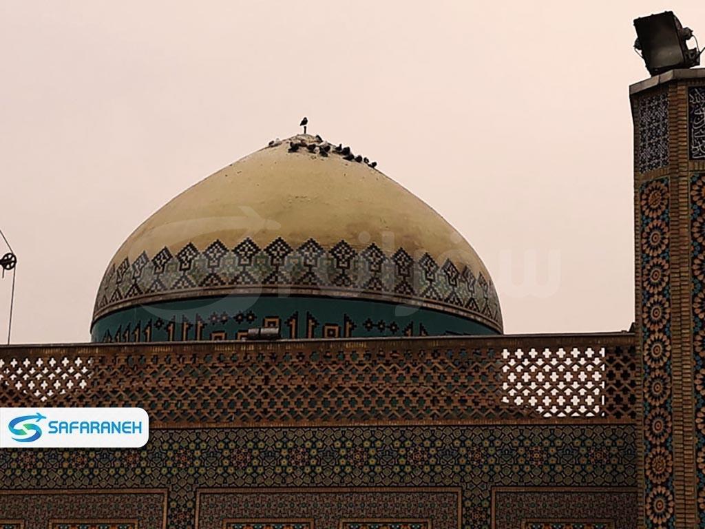 آرامگاه شیخ طبرسی