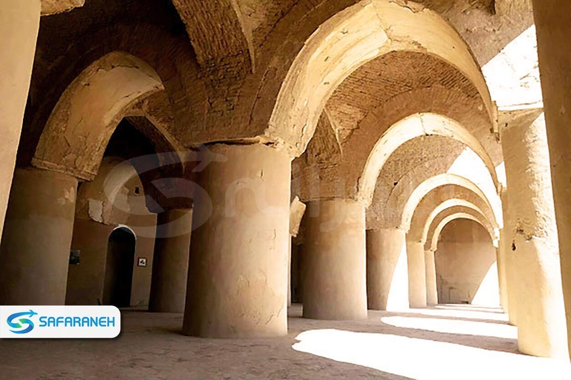 مسجد جامع فهرج