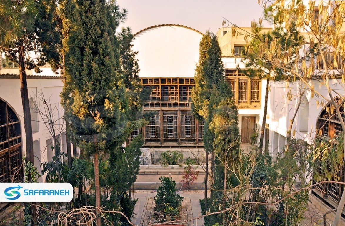 خانه حاج مصورالملکی