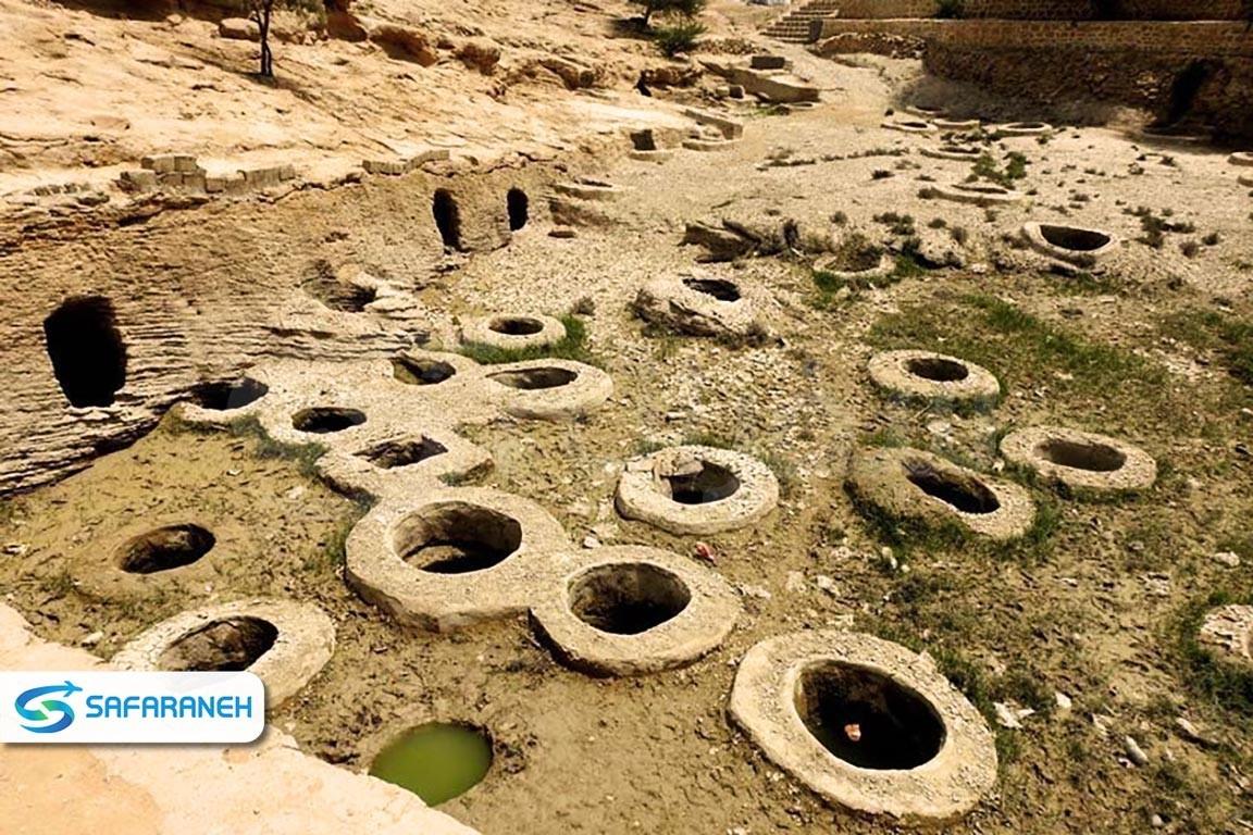 چاه تاریخی طلا