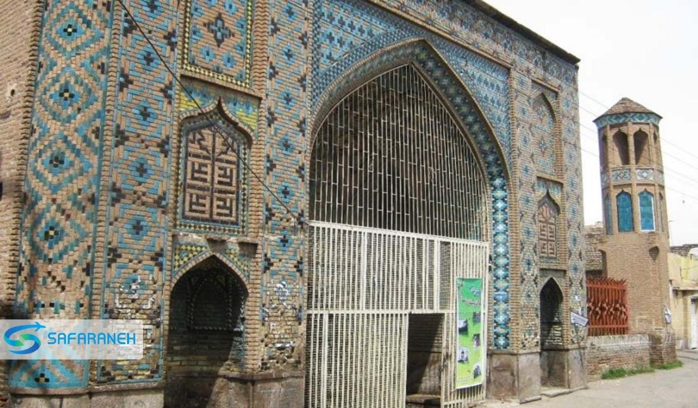 آب انبار حاج کاظم قزوین