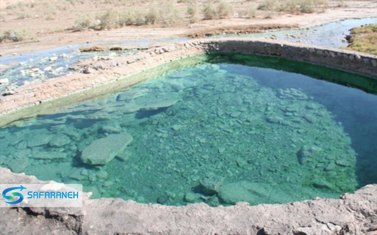 چشمه آب گرم زیارت گرگان