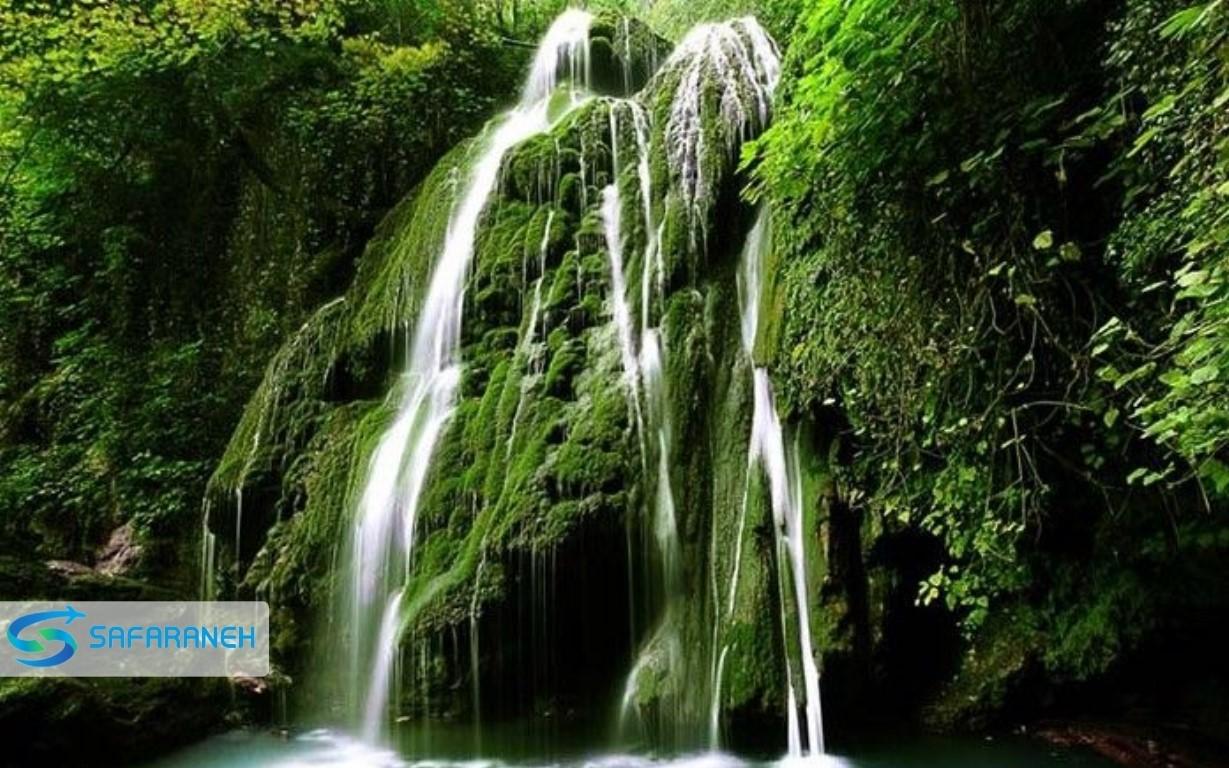 آبشار گلستان گرگان