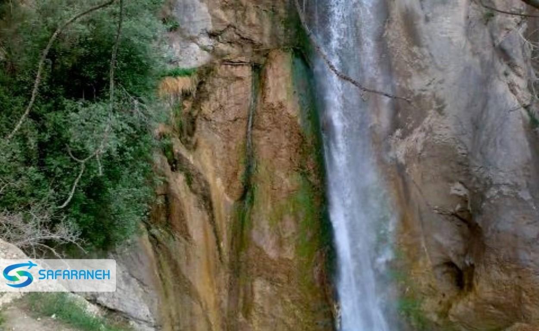 آبشار شاهان دشت