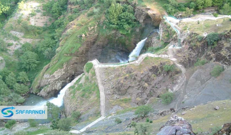 آبشار شلماش ارومیه