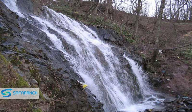 آبشار شارشار زنجان