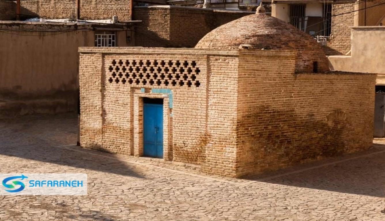 مقبره بابا طاهر خرم آباد