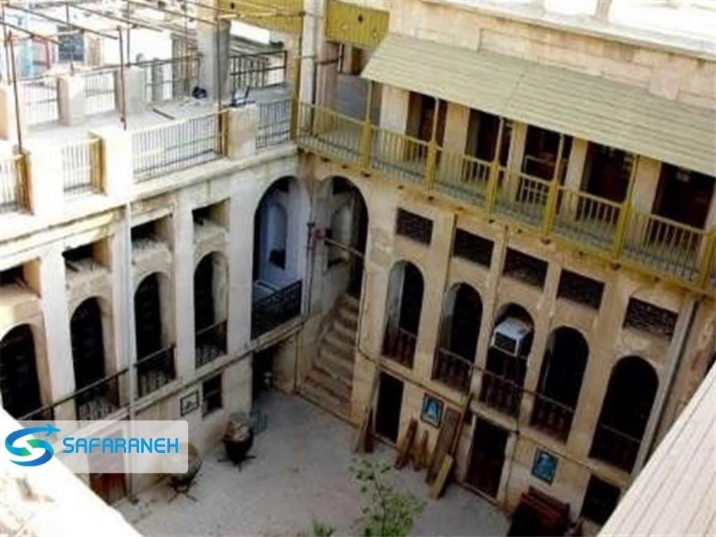 بافت قدیم بوشهر بوشهر