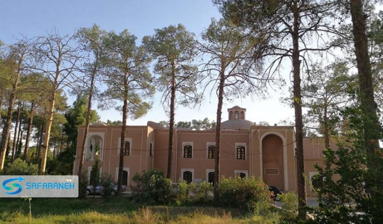 باغ هرندی کرمان