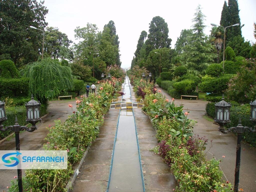عمارت و باغ شاه بهشهر