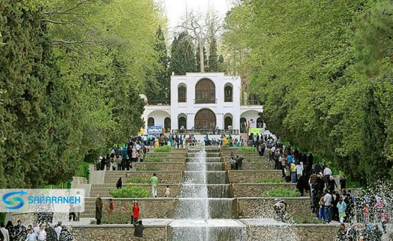 باغ شاهزاده کرمان