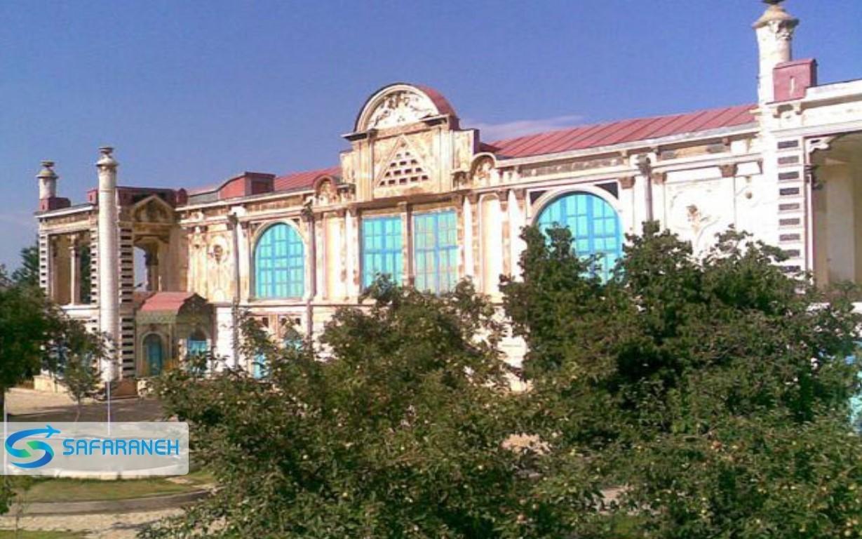 کاخ باغچه جوق ماکو