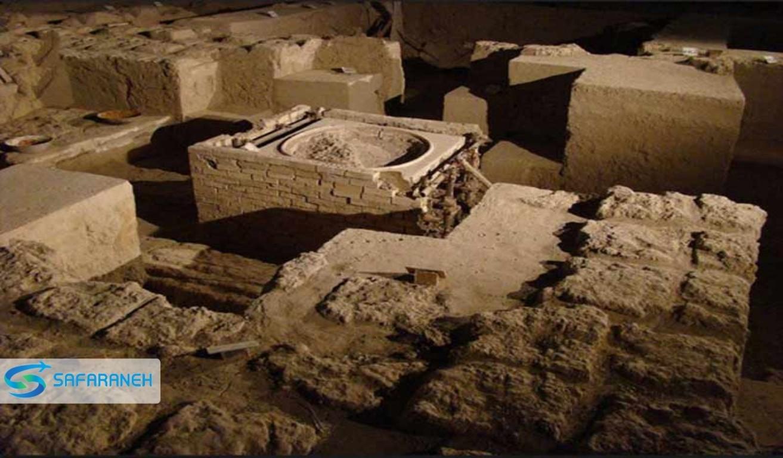 محوطه باستانی بندیان درگز