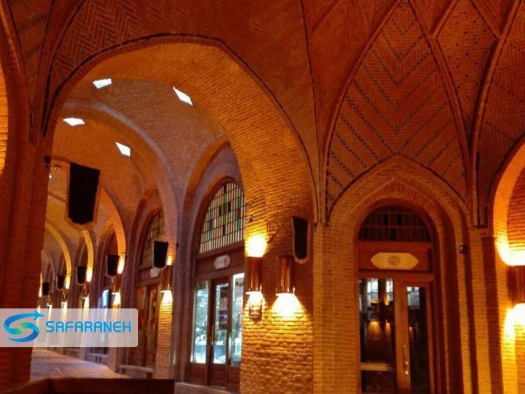 بازار قزوین بوئین زهرا
