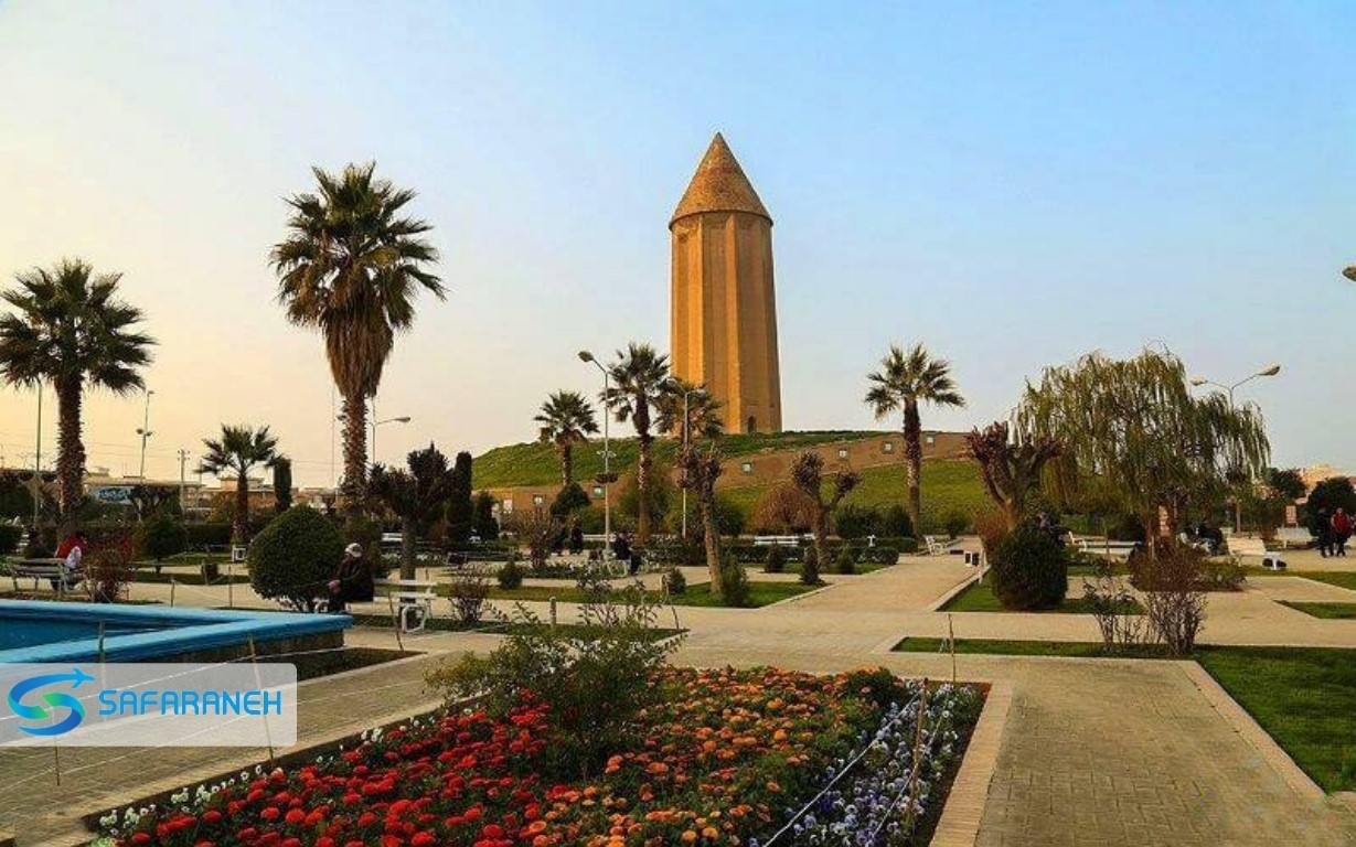 برج قابوس گنبد کاووس