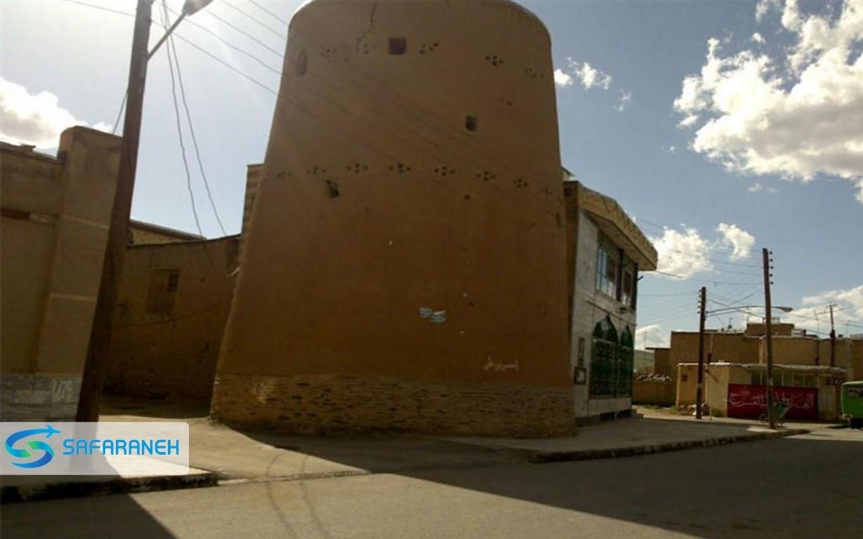 برج خانقلی سامن ملایر
