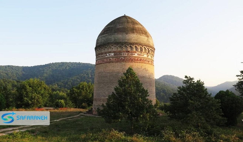 برج لاجیم سوادکوه