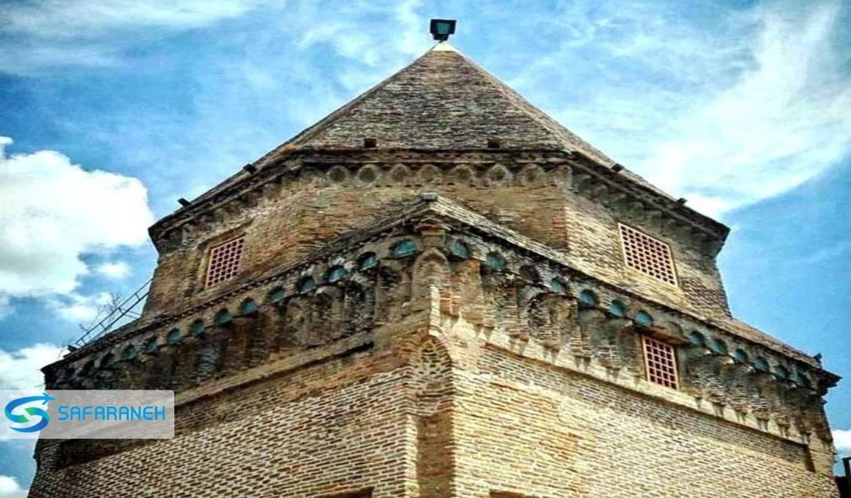 برج سلطان زین العابدین ساری