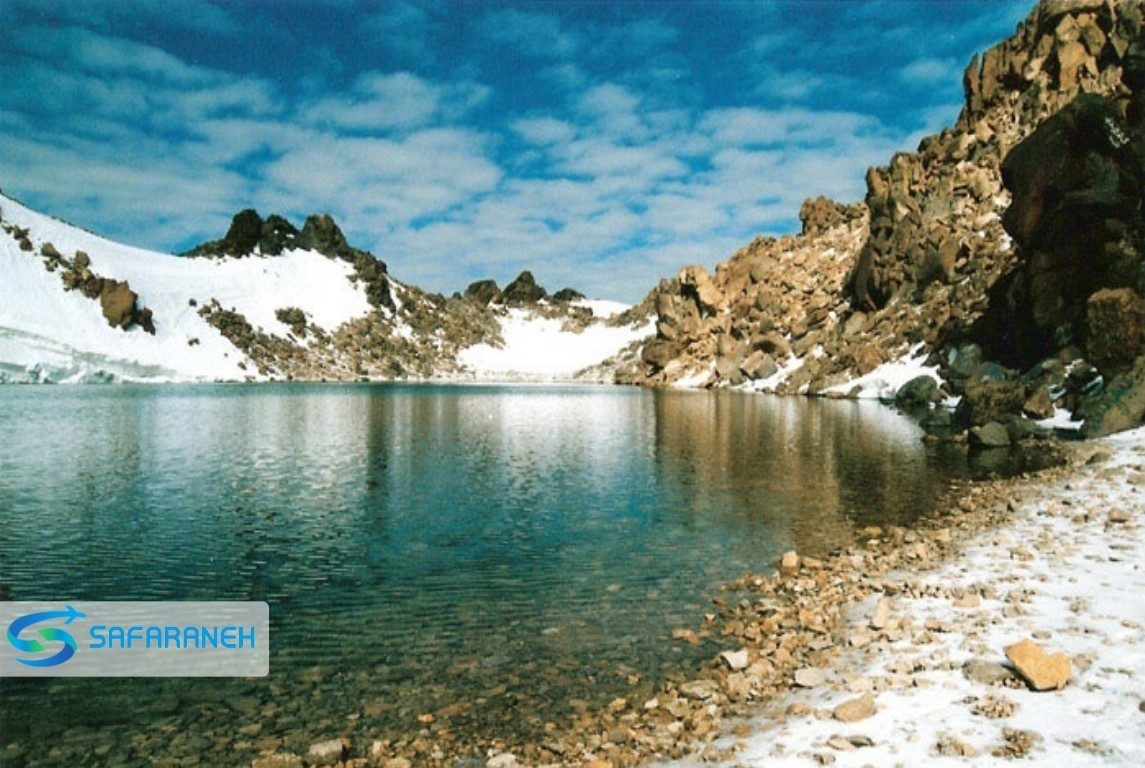 دریاچه سبلان اردبیل