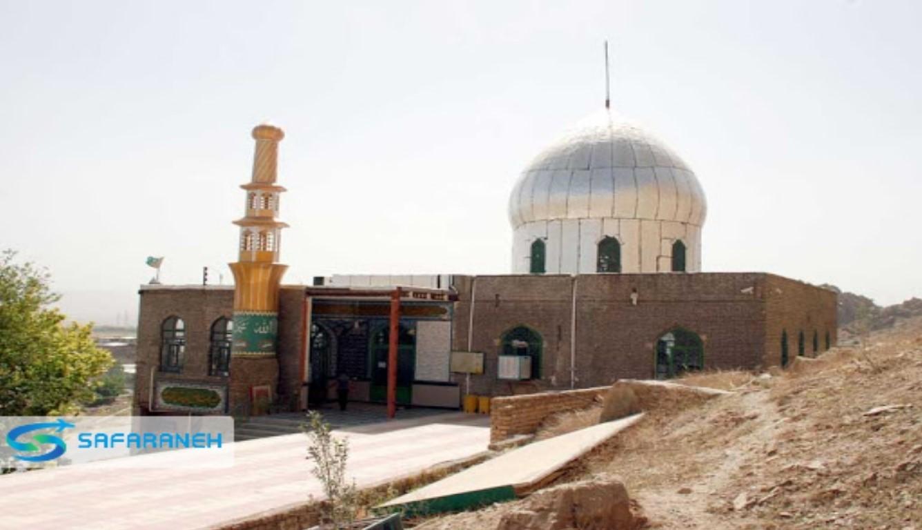 امامزاده عبدالله خرم آباد