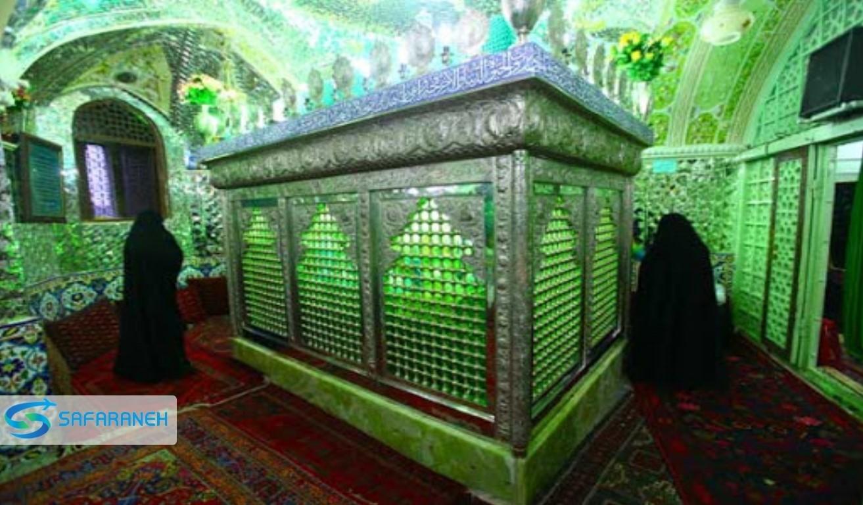 امامزاده علی قزوین