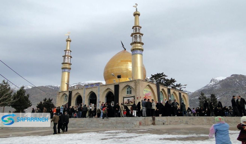 امامزاده محمد حنفیه رودبار