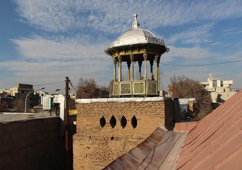 آب انبار خان قزوين