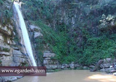 آبشار فرهاد جوی تنكابن