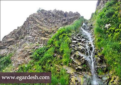 آبشارسردابه اردبیل