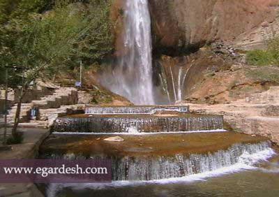 آبشار سمیرم سمیرم
