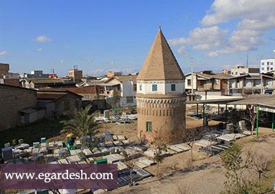 بنای درویش فخر الدین بابل