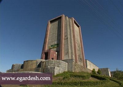 آرامگاه  كاشف السلطنه لاهيجان