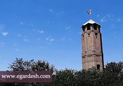 برج آتش نشانی تبريز