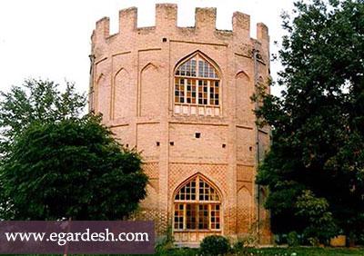 برج خلعت پوشان تبريز