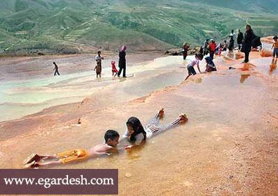 چشمه چپقلی اراک