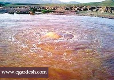 چشمه گواز کامیاران