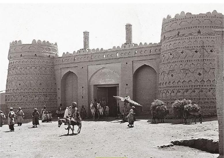 دروازه گبری کرمان