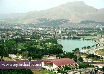 دریاچه کیو خرم آباد