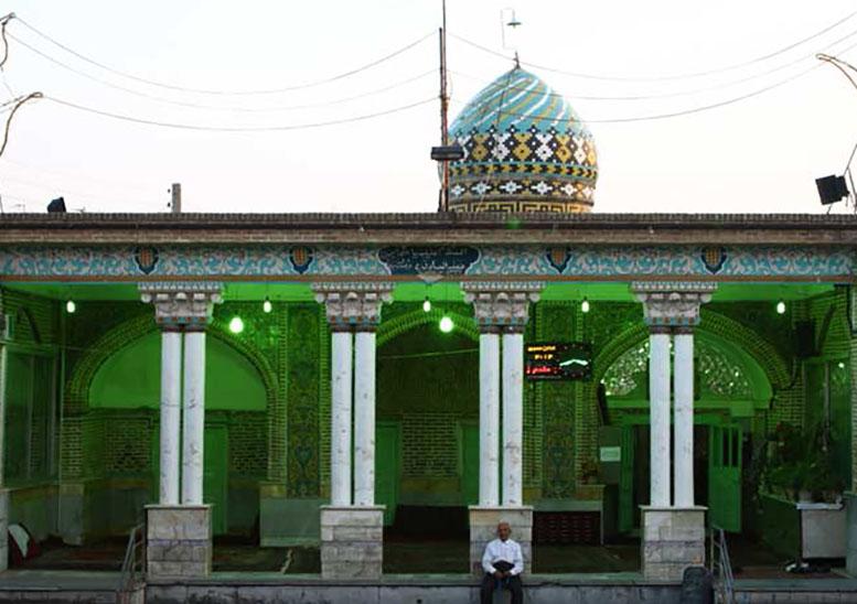 امامزاده علی قزوين
