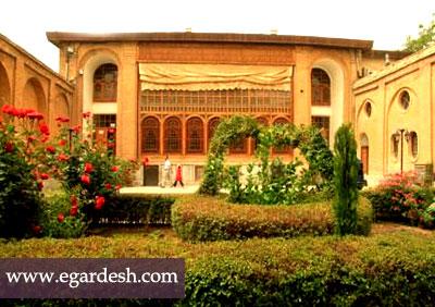 عمارت ملا لطف اله شیخ الاسلام سنندج