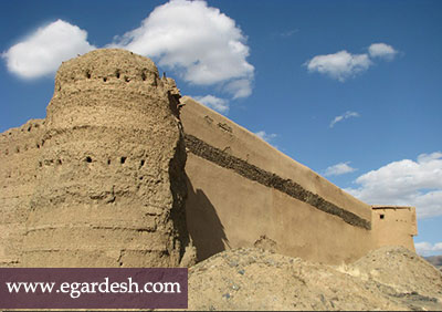 قلعه اشتران تویسرکان