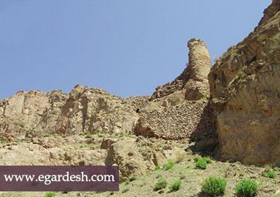 قلعه سمیران قزوين