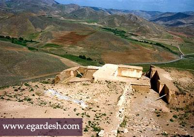 قلعه باستانی زیویه سقز