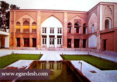 خانه مارتا پیترز اصفهان